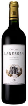 Chateau Lanessan 2015 Haut Medoc 0,375 halbe Flasche