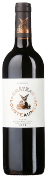 Chateau Lousteauneuf 2016 Medoc halbe Flasche 0,375L