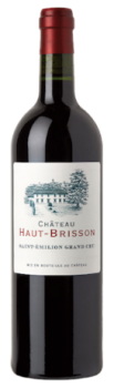 Chateau Haut Brisson 2017 Saint Emilion Grand Cru