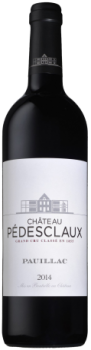 Chateau Pedesclaux 2017 Paulliac