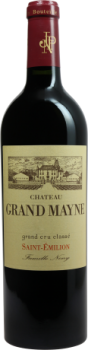 Chateau Grand Mayne 2018 Saint Emilion
