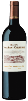 Chateau Tour Saint Christophe 2018 Saint Emilion