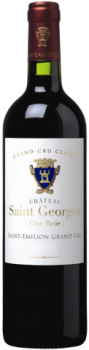 Chateau Saint-Georges Cote Pavie 2018 Saint-Emilion Grand-Cru