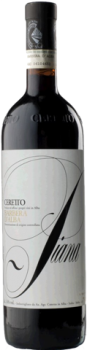 Ceretto Barbera d'Alba Piana 2016