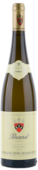 Domaine Zind-Humbrecht 2015 Riesling Brand