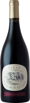 La Forge Estate Syrah 2017 je Flasche 7.50€