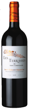 Les Terrasses de Saint Christophe 2016 Saint Emilion Grand Cru