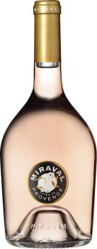 Miraval 2020 Cotes de Provence Rose Miraval by jolie pitt perrin
