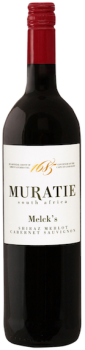 Muratie Wine Estate Melck's Blended Red 2017