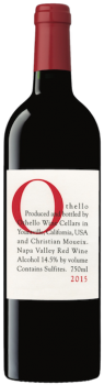 Othello 2015 Napa Valley red