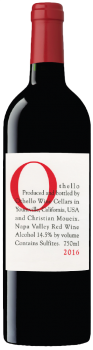 Othello 2016 Napa Valley red