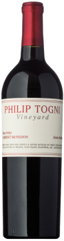 Philip Togni 2015 Cabernet Sauvignon Estate Napa Valley