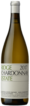 Ridge Chardonnay 2017 Estate Santa Cruz Mountains