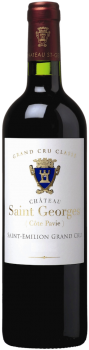Chateau Saint-Georges Cote Pavie 2015 Saint-Emilion Grand Cru