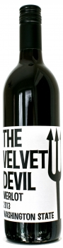 Charles Smith Velvet Devil Merlot 2016 Washington State