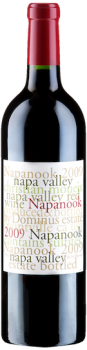 Napanook 2009 Napa Valley Dominus Estate